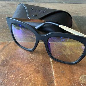 DIFFEYEWEAR Bella blue light technology glasses